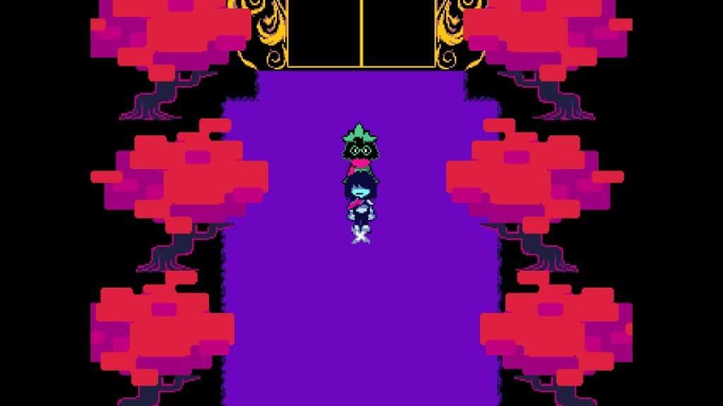 deltarune gameplay