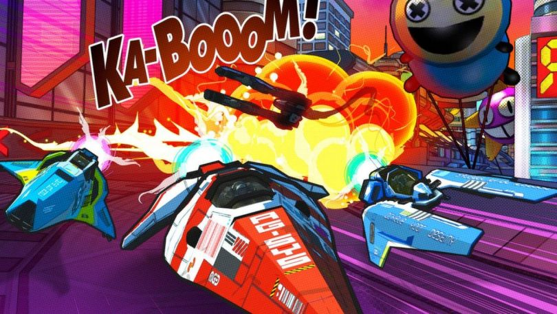wipeout rush mobile
