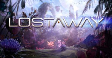 Lost Away Logo
