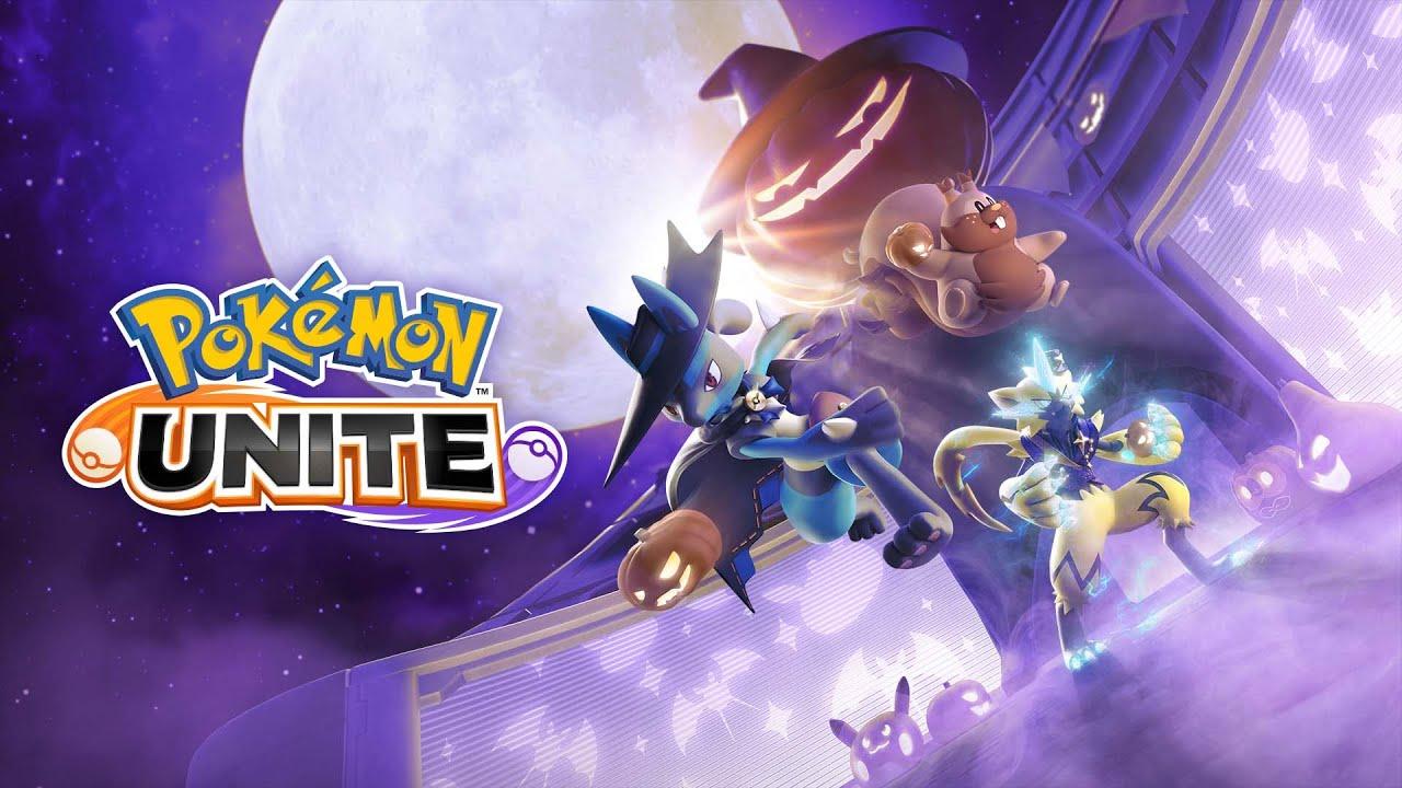 Pokémon Unite Halloween Festival