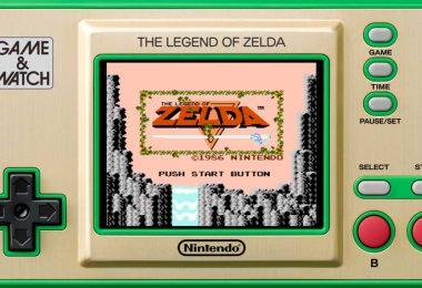 The legend of zelda evidenza