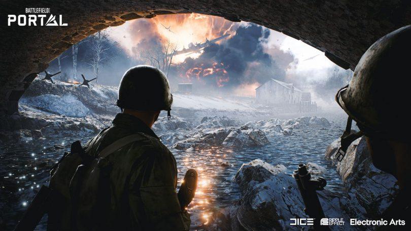battlefield 2042 hazard zone ea