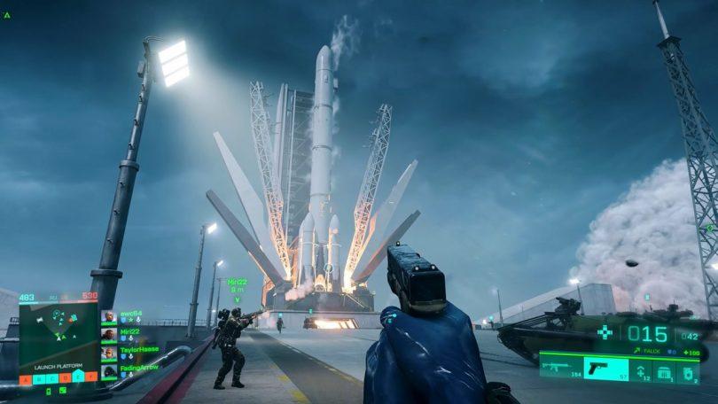 battlefield 2042 hazard zone gameplay