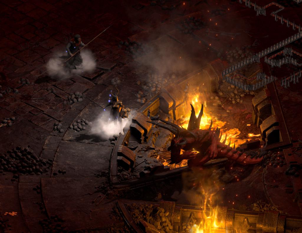 come livellare velocemente in Diablo 2 Resurrected Diablo