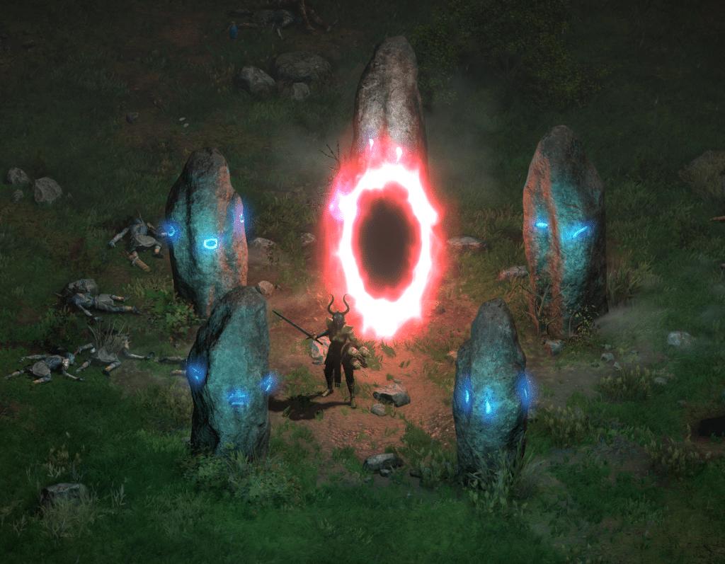 come livellare velocemente in Diablo 2 Resurrected Tristram