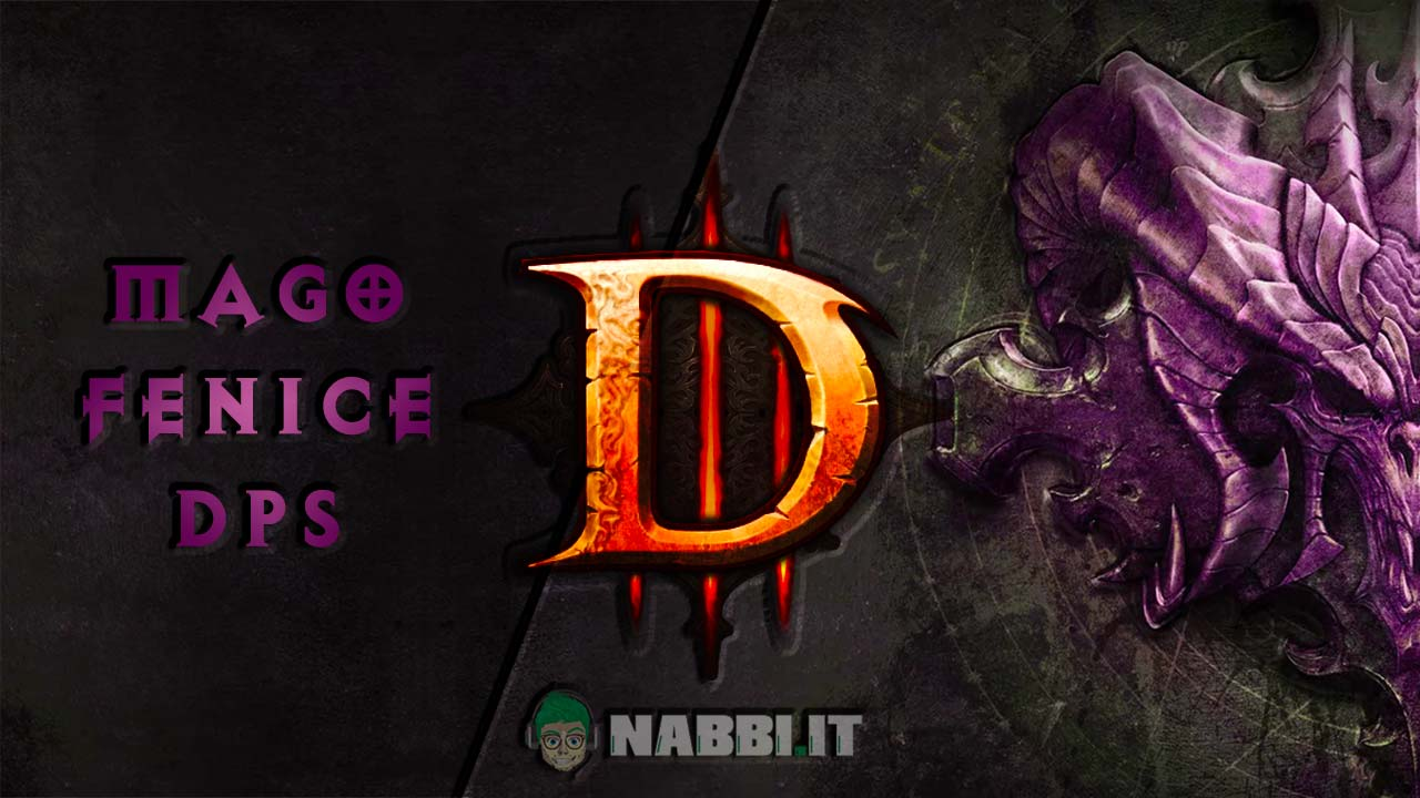 diablo road to 100 mago fenice dps copertina
