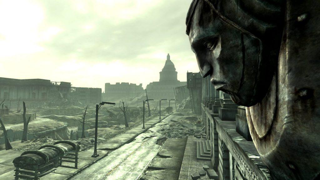 fallout 3 goty ambientazione