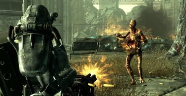 fallout 3 goty gameplay
