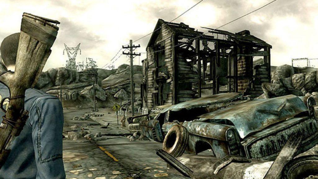 fallout 3 goty windows live